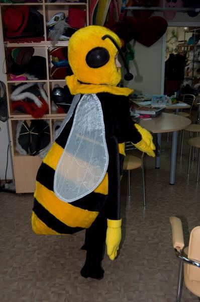 Ростовая кукла Пчелка