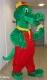 Ростовая кукла Крокодил