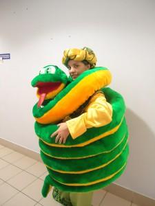 Факир и Змей